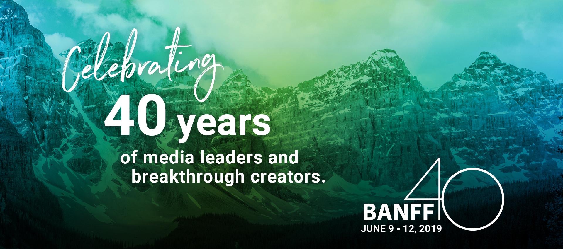 Home - Banff World Media Festival 2019